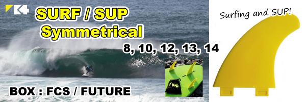 """SURF"" & ""SUP SURF"" Symmetrical"